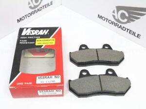 """Actif Honda Cb 750 900 F F2 Boldor Brake Pad Set Front Rear Brake """"made In Japan"""" Fives-afficher Le Titre D'origine Utilisation Durable"""