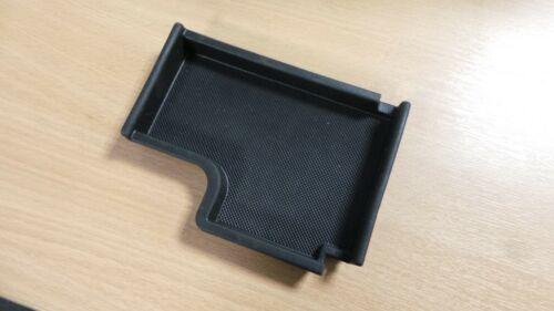 Ford Focus Centre Console 1x compartiment de stockage Caoutchouc Bordure Plateau bijou 15-18