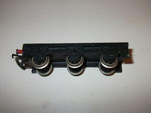 Wrenn/Hornby Dublo 2 rail Castle locomotive tender chassis or spare repair