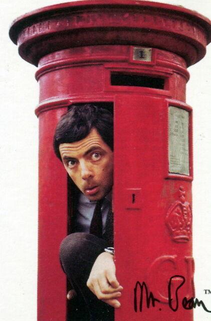 Mr Bean 1997 Dart Promo Card P1 Ebay