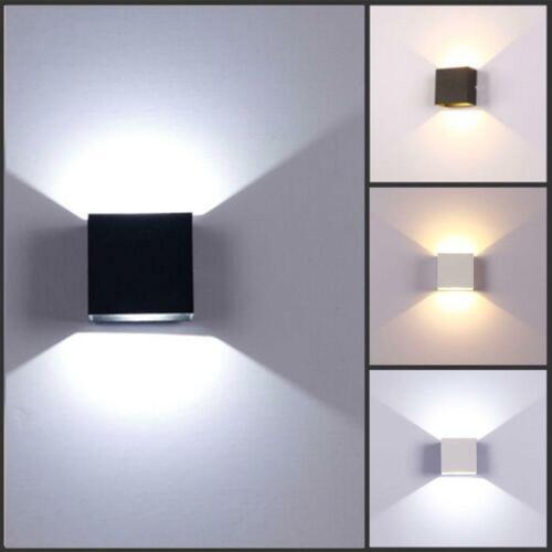Moderne 3W LED Wandleuchte Up Down Innenleuchte Spotlighting Lamp Fixture S1H9