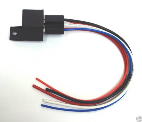 1set Automotive Auto Car Power Relay 961A-1C-12DM 40A Coil= 12V Socket Hsin Da