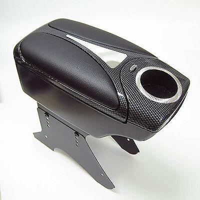Armrest Centre Console Universal Auto Leder