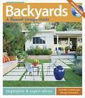 A Sunset Design Guide: Backyards by Sunset Books Staff and Bridget Biscotti Bradley (2009, Paperback)