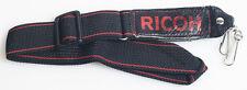 RICOH RED/BLACK STRAP