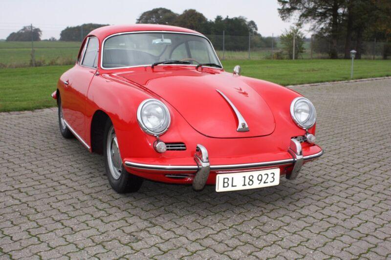 Porsche 356 SC Coupé - 2