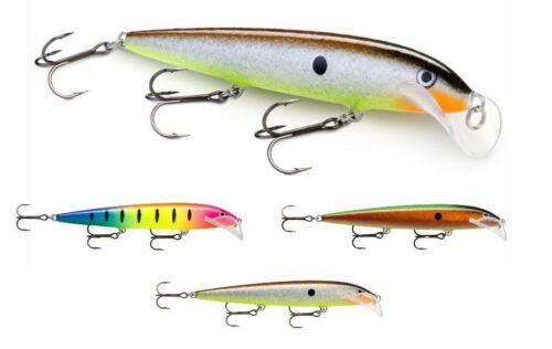 Various Colors Rapala Scatter Rap Husky //// SCRH13 //// 13cm 12g Fishing Lures