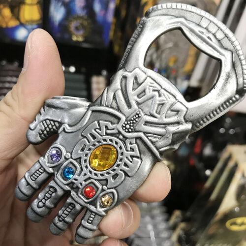 Avengers Infinity Thanos Gauntlet Glove Bottle Opener Beer Soda Cap Opening Tool