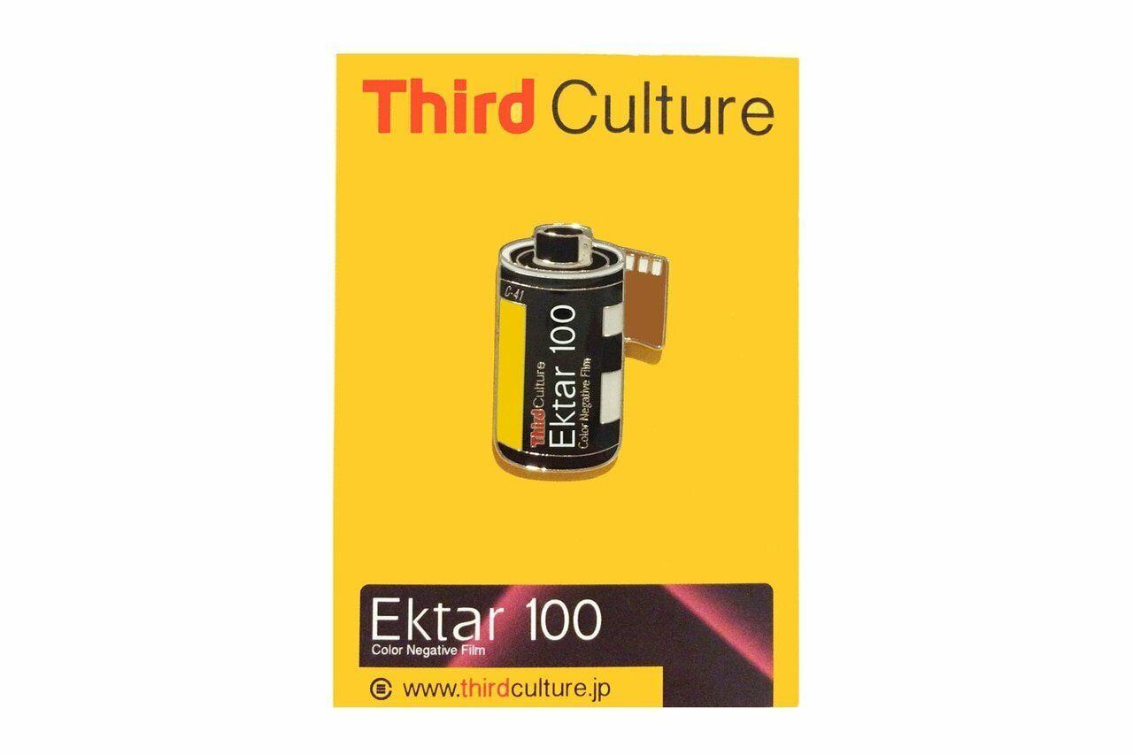ThirdCulture Kodak Ektar 100 Photography Lapel Pin