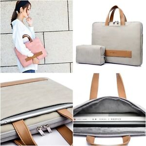 52b99d7ebde2 Laptop Bag Case For Women Waterproof Pu Leather For Macbook Pro 13 ...