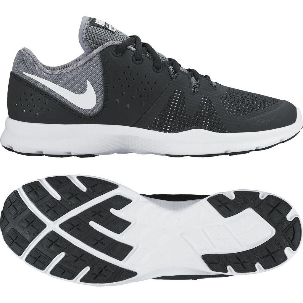 Nike W Core Motion Motion Motion TR 3 844651 001 Black Grey White Women's Training shoes sz 11 721764