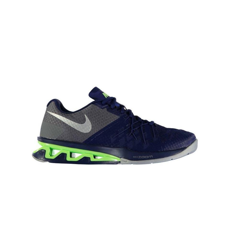 Mens NIKE REAX LIGHTSPEED II  Coastal bluee Trainers 852694 400