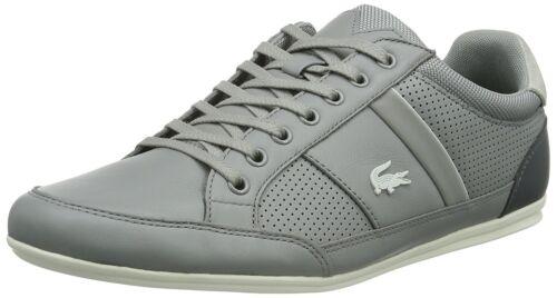 Chaymon Spm 1 Herren Sneaker Unisexe w152 40 116 Lacoste Gr Grau wqZAnnfE4