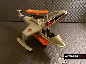 Vintage-1993-Kenner-JURASSIC-PARK-Capture-Copter-Helicopter-Toy