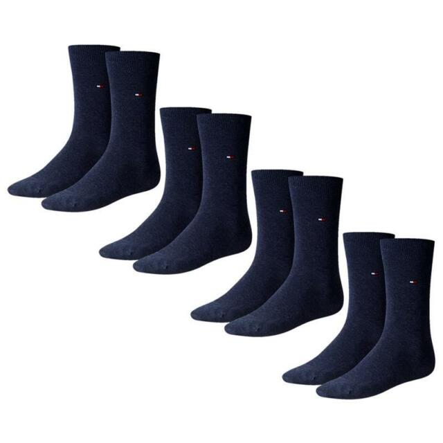 Tommy Hilfiger Business Men Classic Socks 8x Pack Jeans 39/42 43/46 47/49  New