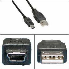 USB 2 Mini 5 Pin B 1 ft Camera Cable