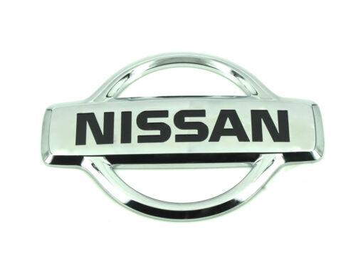 Genuine New NISSAN REAR BADGE Logo For Primera P10 1990-1996 16V 4x4 Hatchback