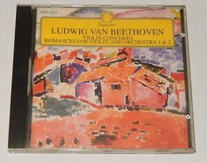 CD-BEETHOVEN-Violin-Concerto-Romances-for-Violin-and-Orchestra-1-amp-2-1993