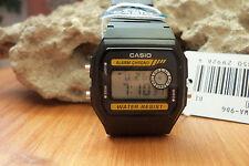 Casio f94 -Vintage Digital Watch- Orologio sveglia cronometro-NUOVO