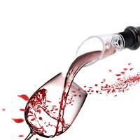 Tool Wine Aerator Pour Spout Bottle Stopper Decanter Pourer Aerating
