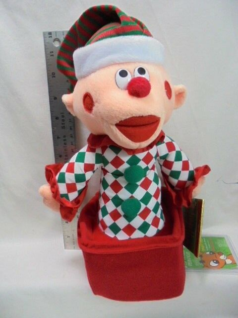 30.5cm Stuffins Cvs Charlie Nella Scatola Rudolph The rosso Naso Renna