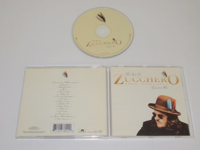 Zucchero Sugar Fornaciari / The Best Of/Greatest Hits (Polydor 533 822-2) CD