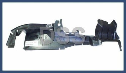Genuine BMW E53 X5 3.0 4.4 4.8 Passenger Right Side Radiator Air Duct Warranty