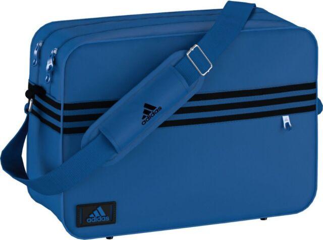 18c68c384bb4 New Adidas Enamel Unisex Messenger Bag school bag  laptop compartment gym  bag