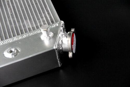 3 Row Radiator For Chevy Monte Carlo 1981-1987 //Camaro 1980-81//El Camino 1980-87