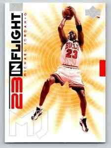 1998-99 Upper Deck In Flight Michael Jordan #IF 8 Original
