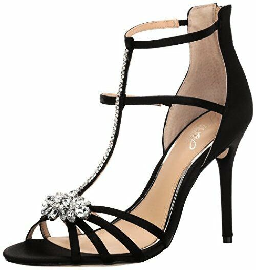 Jewel Badgley Mischka Damenschuhe Hazel Dress Sandale- Pick SZ/Farbe.