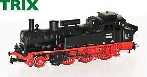 TRIX-h0-21532-1-Locomotive-a-Vapeur-BR-74-1096-de-la-DR-Neuf
