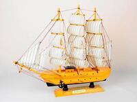 Mayflower Model Wooden Sailing Boat Fully Assembled Ship Vessel Scale Boat