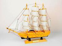 Mayflower Model Wooden Sailing Boat Fully Assembled Ship Vessel Scale Boat