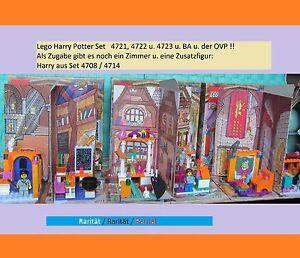 LEGO-Harry-Potter-4721-4722-4723-u-BA-u-OVP-u-Hintergrundbild-u-Zusatz-Zimmer