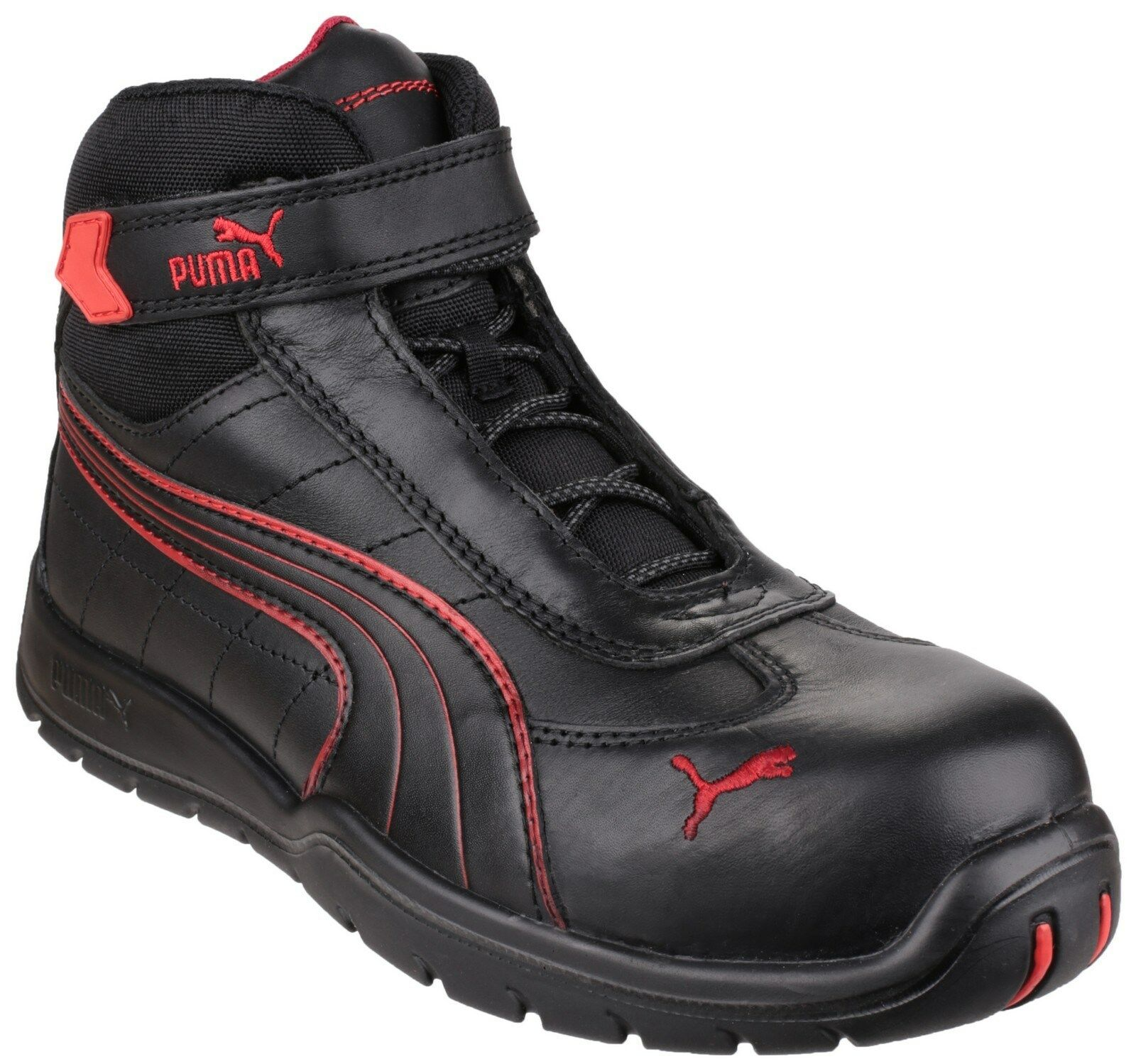 Puma Daytona Mid Cap Safety Uomo Composite Toe Cap Mid Industrial Work Boots UK6-12 a554c9