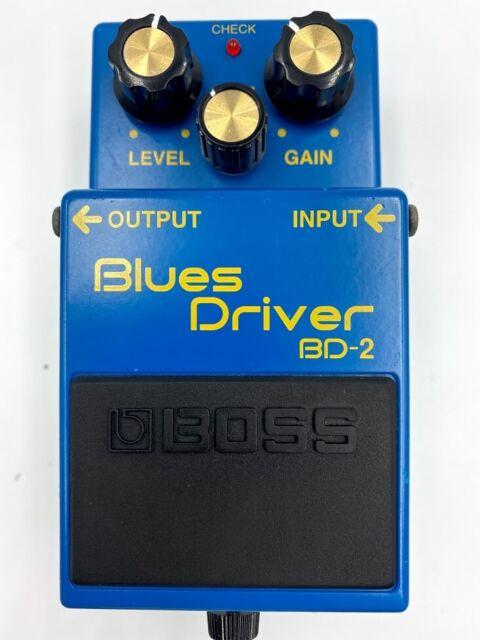 BOSS BD-2 Blues Driver Overdrive Japanese Guitar Effect Pedal Roland