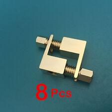 4x Banana plug Mcintosh MC30 MC275 fork spade adapter