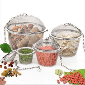 Stainless-Steel-Tea-Bag-Squeezer-Infuser-Strainer-Filter-Steep-Herbal-Spice-2017