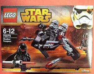 Lego Star Wars Shadow Troopers # 75079