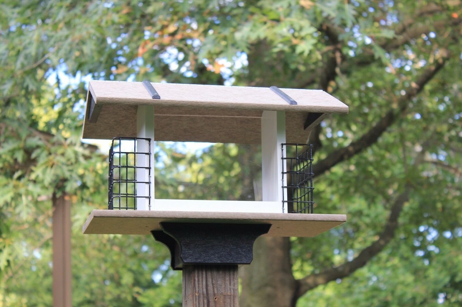 Accentua ® Avalon Bird Feeder, 17 in. by 11 in. Rectangle
