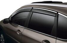 Genuine OEM 2012-2016 Honda CR-V Door Visor Set