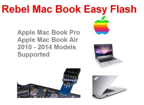 Rebel Easy Mac Book A1466 Mac Book air bios icloud efi bios programming tool