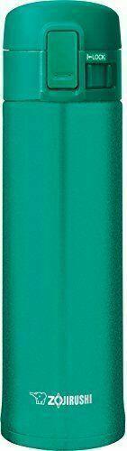 Emerald 16 ounce 480 ML US Seller Zojirushi SM-KHE48GC Stainless Steel Mug