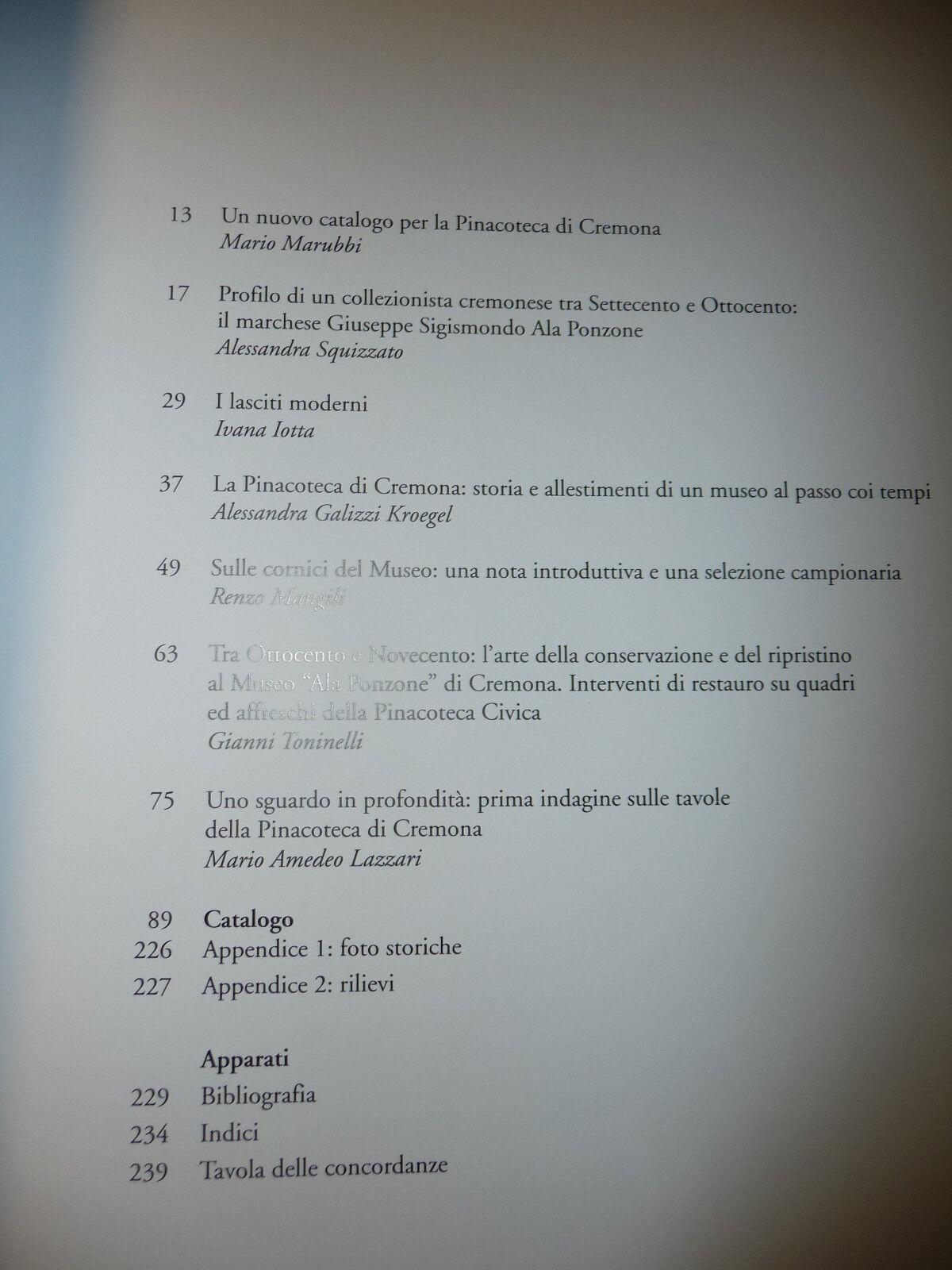 LA PINACOTECA ALA PONZONE DAL DUECENTO AL QUATTROCENTO BEMBO CICOGNARA MONTICELL