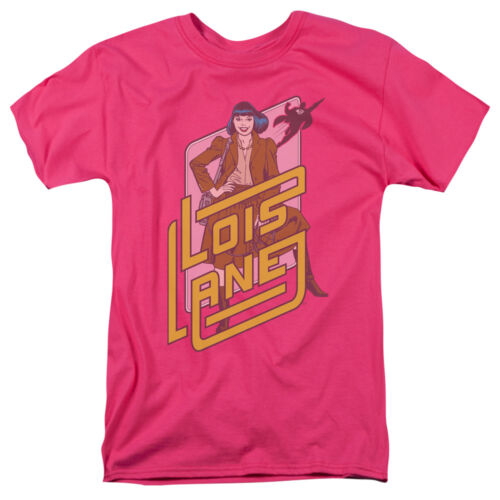 LOIS LANE DC Comics Licensed Adult T-Shirt All Sizes