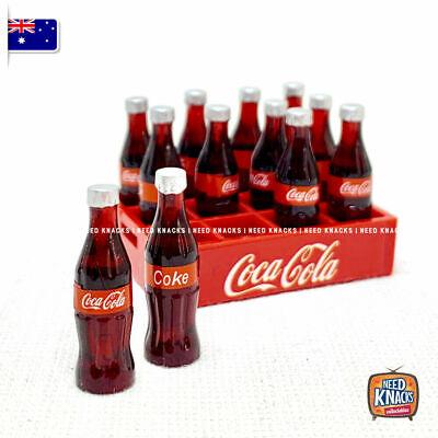 DOLLHOUSE MINIATURE 1:6 scale Coca-Cola Model Mini toys