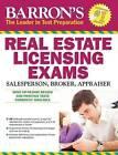 Barron's Real Estate Licensing Exams: Salesperson, Broker, Appraiser by J Bruce Linderman Ph D, Jack P Friedman (Paperback / softback, 2016)