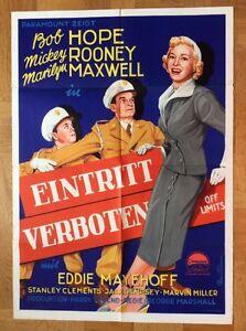 Eintritt-verboten-Kinoplakat-039-53-Bob-Hope-Mickey-Rooney-Marilyn-Maxwell