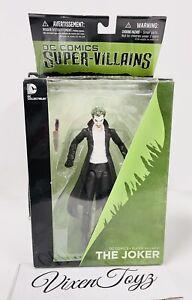 DC Collectibles DC Comics Super-Villains The Joker Collectible Action Figure